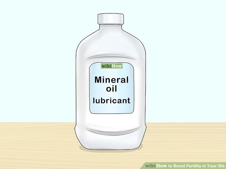 Verwenden Sie sexuelle Gleitmittel, die spermienfreundlich sind.