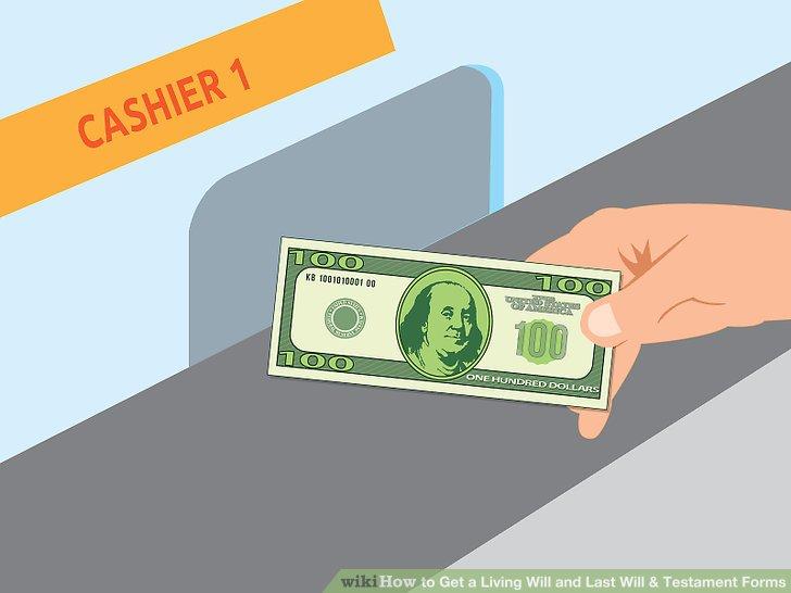 Erwägen Sie die Schaffung einer dauerhaften finanziellen Vollmacht.
