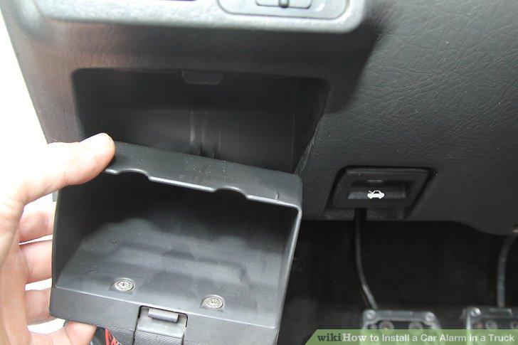 Auto Alarms Installed