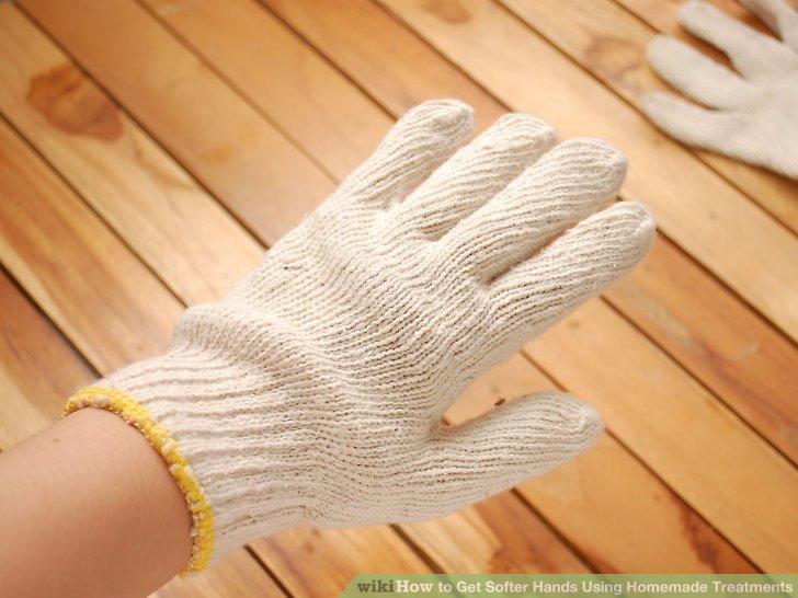 Wear mittens when useful.