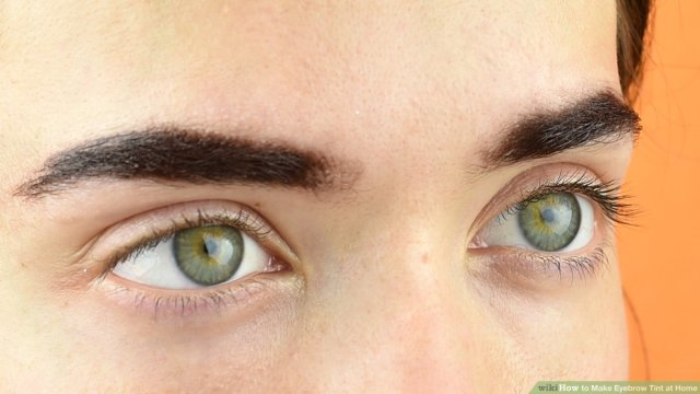 23 Ways to Make Eyebrow Tint at Home - wikiHow