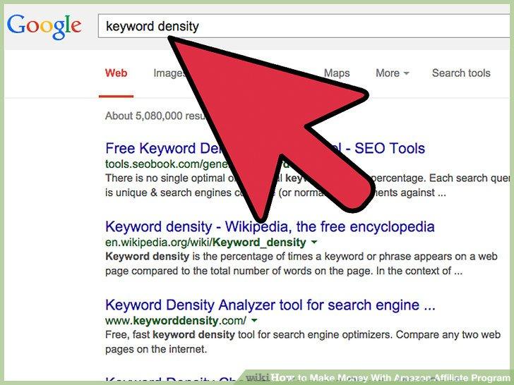 Optimieren Sie Ihren Blog oder Ihre Website.