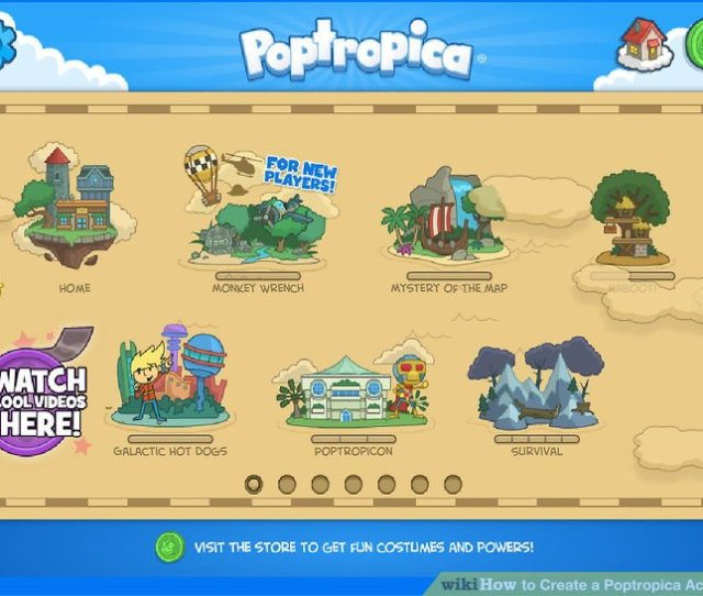 Image Titled Create A Poptropica Account Step