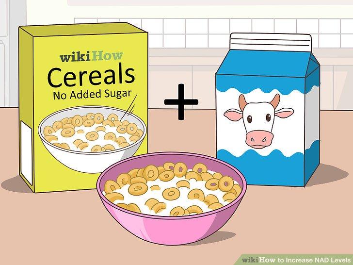 Müstahkem kahvaltı gevrekleri için gidin.