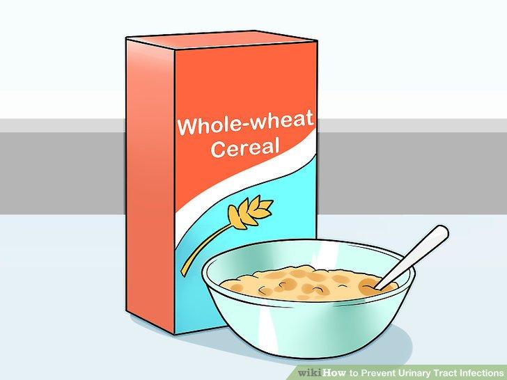 Include plenty of high-fiber foods in your diet.