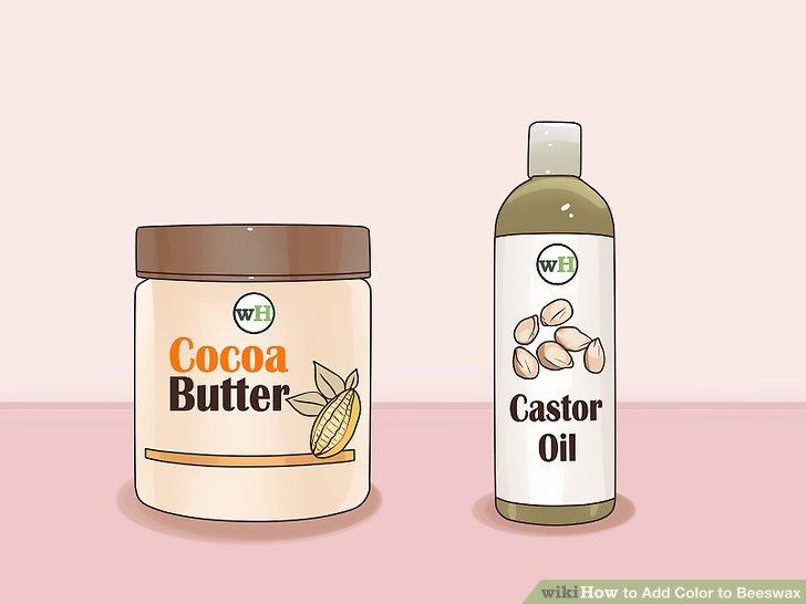 Choose your oils.