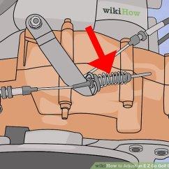 1986 Ez Go Golf Cart Wiring Diagram Relay How To Adjust An E Z Governor: 13 Steps