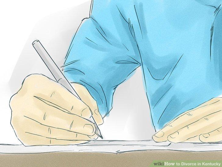 Besorgen Sie sich die erforderlichen Formulare, um Ihre Scheidung abzuschließen, wenn Sie und Ihr Ehepartner eine Vereinbarung haben.