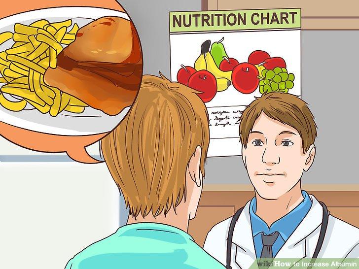 Erzählen Sie Ihrem Ernährungsberater von den Speisen, die Sie mögen.