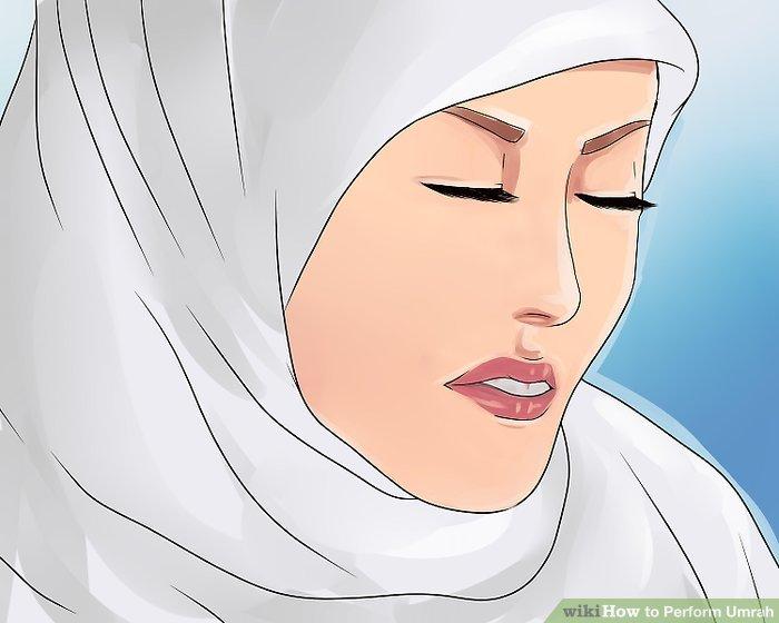 Rezitiere die Talbiyyah.