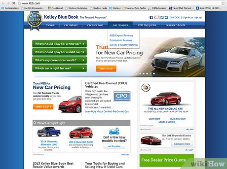 Buying used car