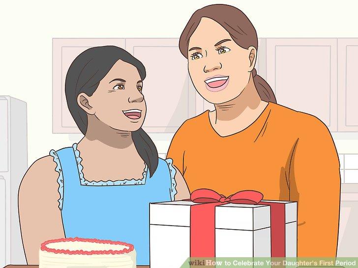 Planen Sie eine Einzelunterkunft, wenn Ihre Tochter privat ist.
