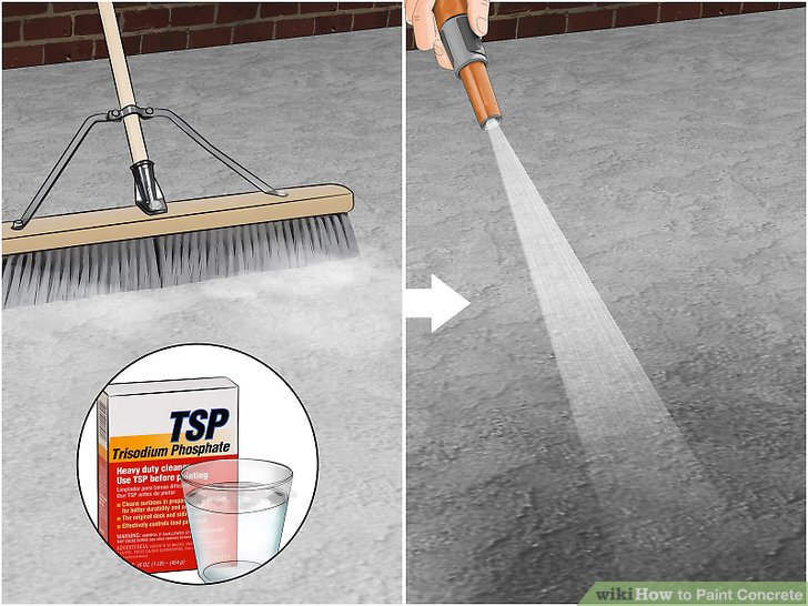 Tsp Paint Preparation
