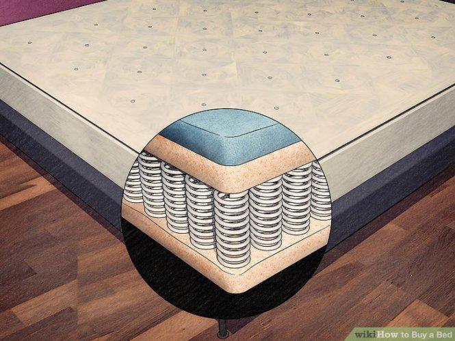 Choosing A Mattress Image Led Bed Step 1