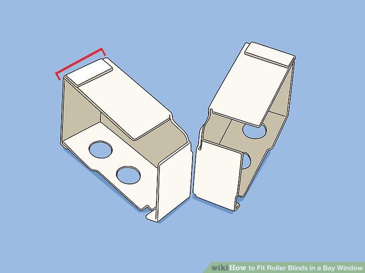 Bestimmen Sie die Tiefe der blinden Klammern, die Sie verwenden werden.