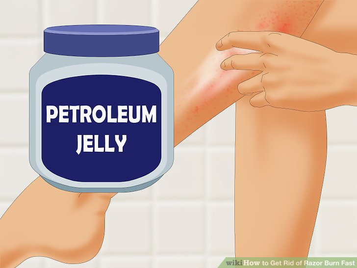 Use petroleum jelly.
