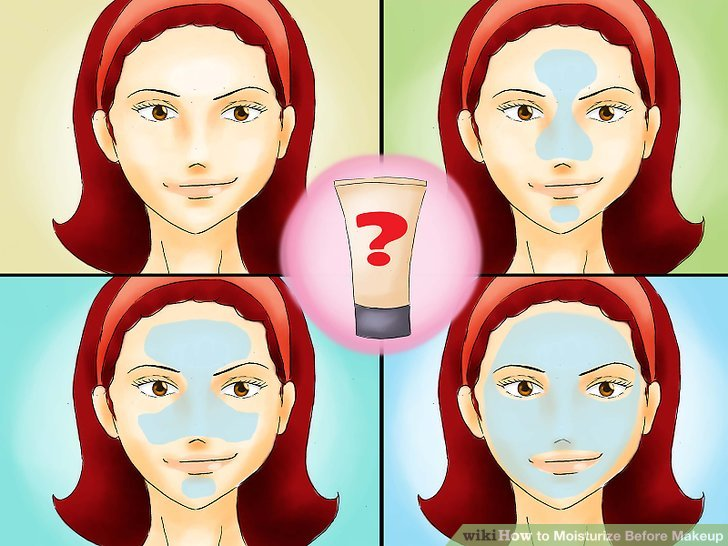 Choose a moisturizer appropriate for your skin type.