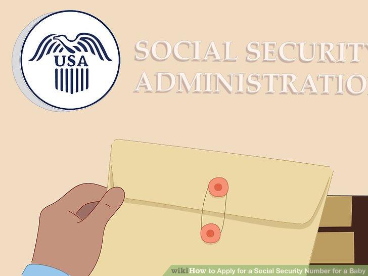 Bringen Sie Ihre DHS-Dokumente zum SSA-Büro.