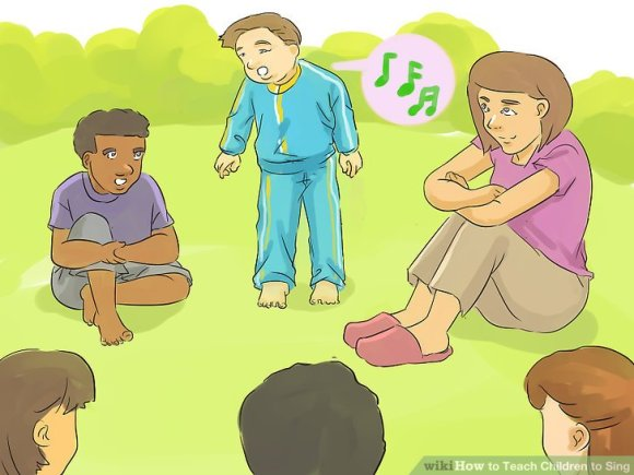 How to Teach Children to Sing: 14 Steps (with Pictures ...
