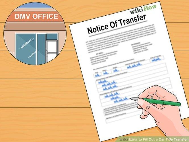 texas title transfer form pdf