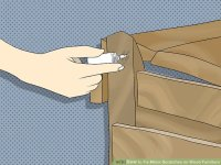How to Fix Minor Scratches on Wood Furniture: 6 Steps