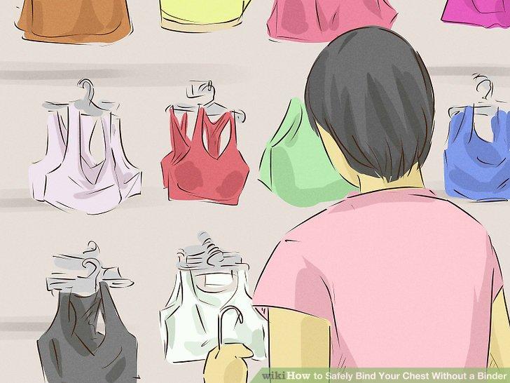 Kaufen Sie ein paar Sport-BHs in Ihrem lokalen Activewear-Shop.