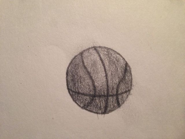 How to Draw a Basketball: 12 Steps (with Pictures) - wikiHow