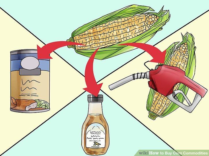 Antizipieren Sie die Bedürfnisse von Unternehmen, die Mais verwenden.