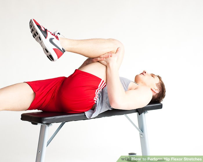 How to Perform Hip Flexor Stretches 10 Steps with Pictures