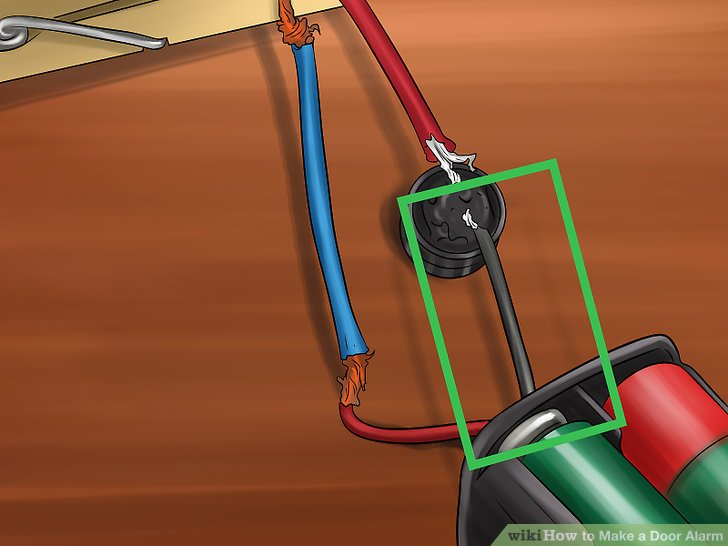 How To Build A Door Alarm Circuit