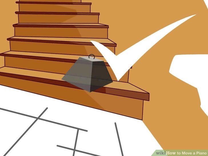 4 Ways To Move A Piano Wikihow