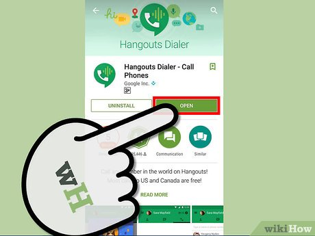 Image titled Make Free Calls on Android with Google Voice Step 2