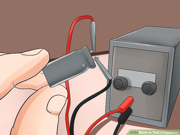 Schließen Sie die Kabel für kurze Zeit an eine Stromversorgung an.