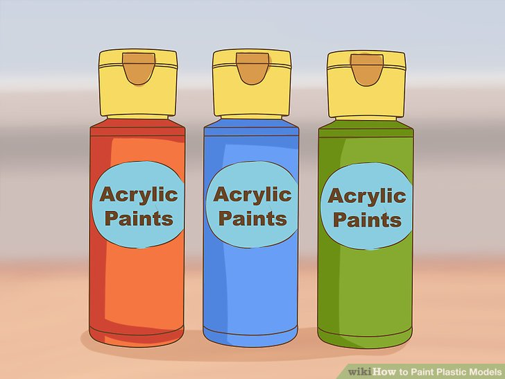 Get to know acrylics.