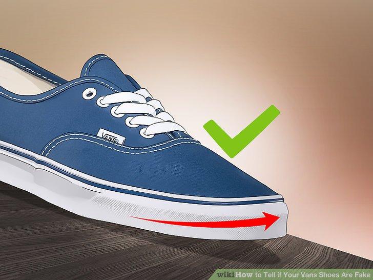 So FestOb Schuhe Sie Sind Ihre Gefälscht Stellen Vans iOTwPXZku