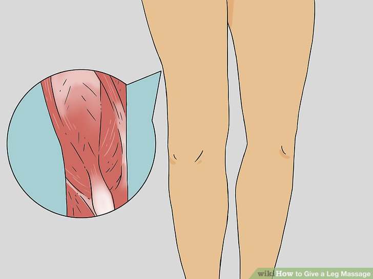 How To Give A Leg Massage Practical Information