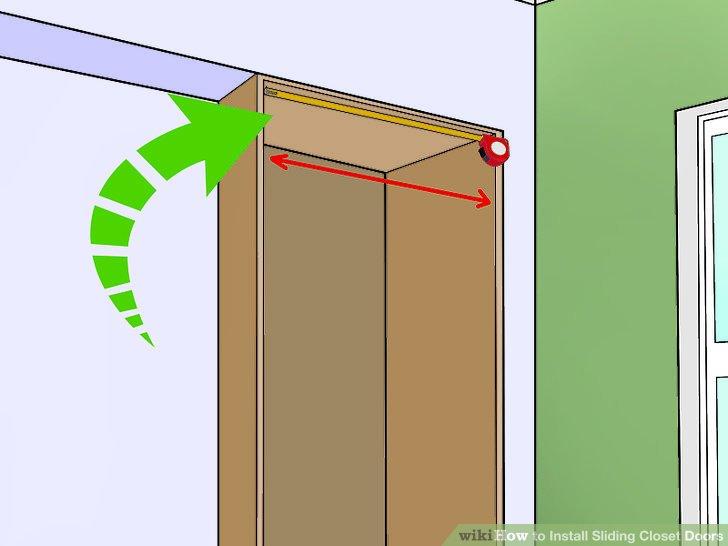 How To How To Install Sliding Closet Doors