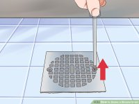 How to Snake a Shower Drain: 10 Steps (with Pictures ...