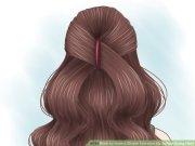 ways simple hairstyle