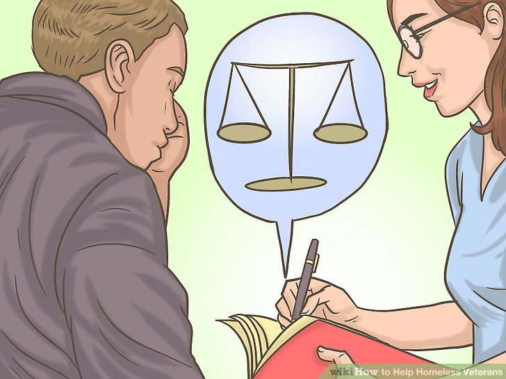 Offer legal services if you are a lawyer.