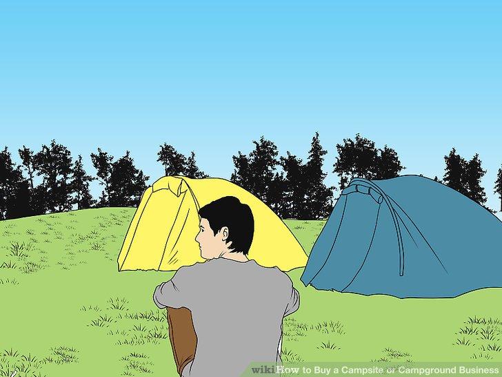 Gehen Sie nicht davon aus, dass Sie beim Kauf eines Campingplatzes alles besitzen, was Sie sehen.