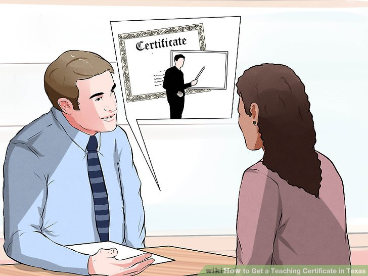 How To? - How to Get a Teaching Certificate in Texas