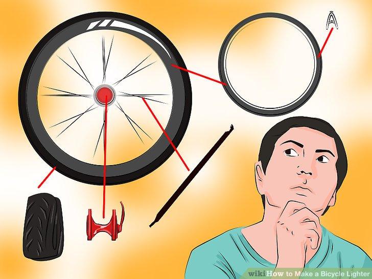 Wechseln Sie Ihre Räder aus, um den Gewichtsverlust sofort und sofort zu erreichen.