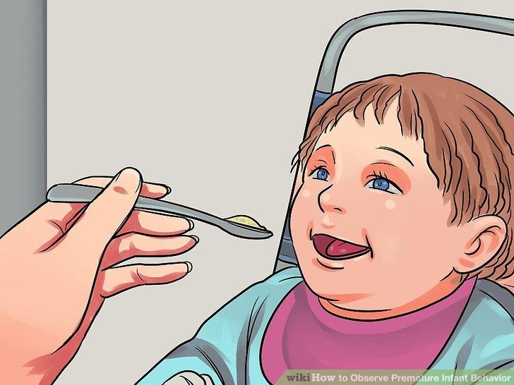 Achten Sie auf positive Anzeichen für die Entwicklung Ihres Babys.