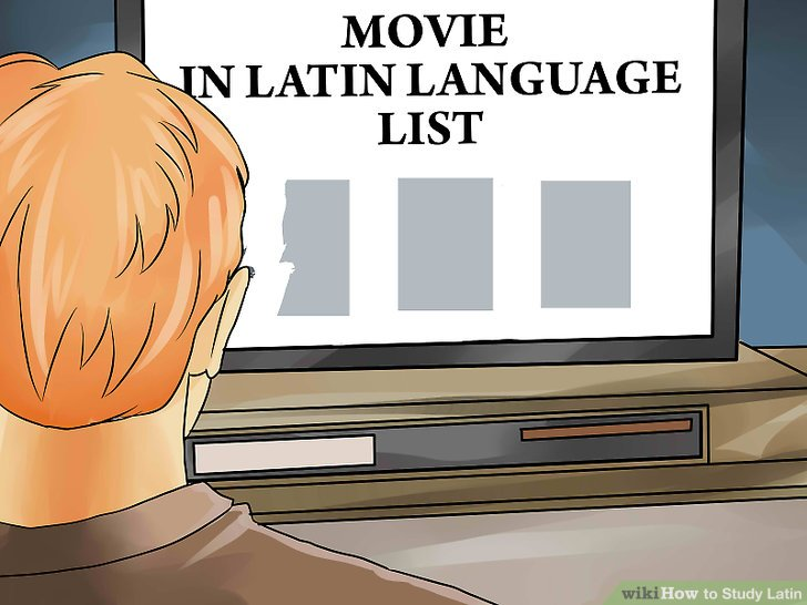Use pop culture to learn Latin.