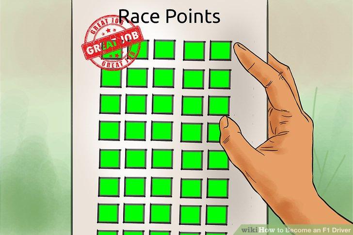 Accumulate 40 race points.
