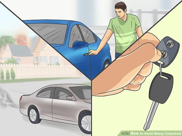 Seien Sie vorsichtig, wenn Sie Ihr Auto bei kaltem Wetter aufwärmen.