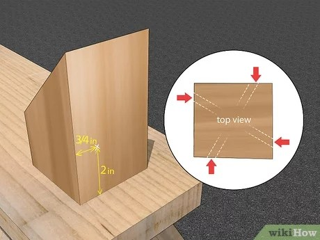 How To Build A Carpenter Bee Trap With Pictures Wikihow