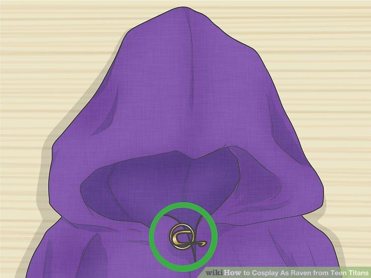Fügen Sie dem Mantel eine Art Verschluss hinzu.