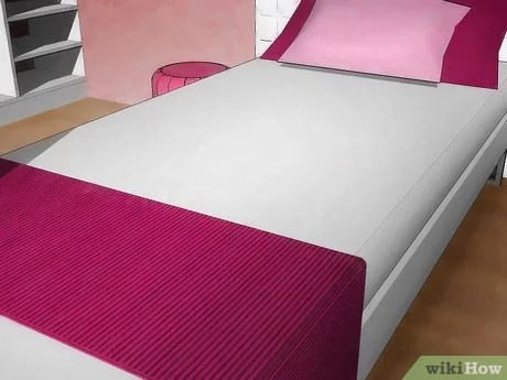 How To Decorate A Small Room Which Has A Large Bed 11 Steps